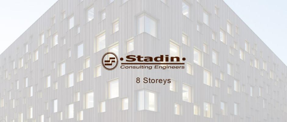 Project by Number of Storeys < 8 Storeys 1 1